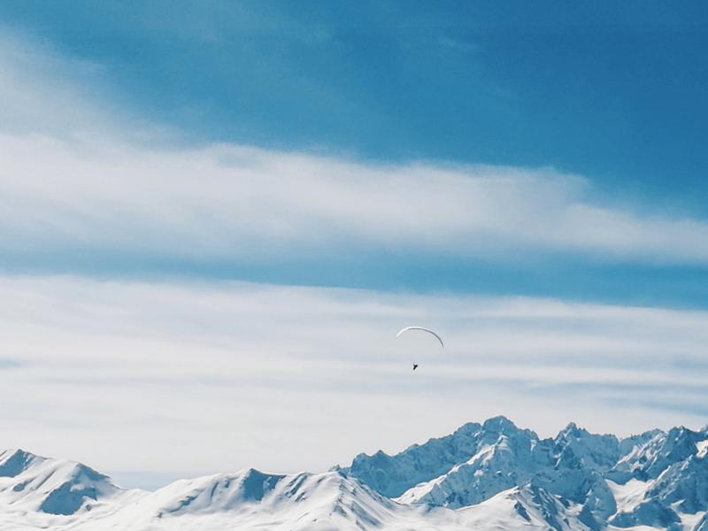Verbier Alpy Szwajcarskie