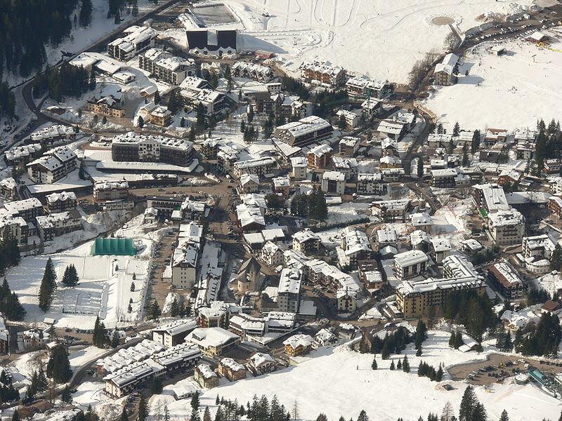 San Martino Dolomity Włochy