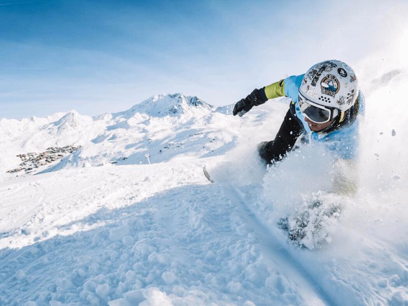 fotografia snowboardowa
