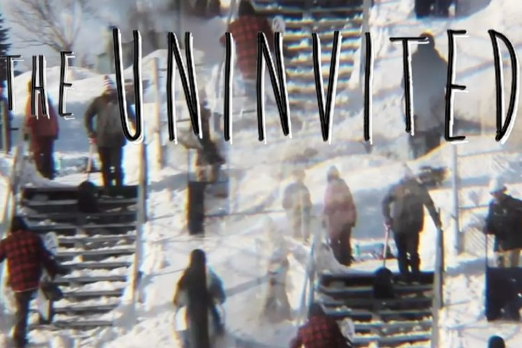 the uninvited film snowboardowy Jess Kimura