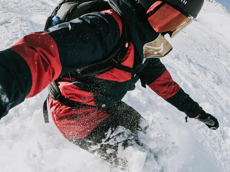 snowboarderka i fotografka Agnieszka Zając