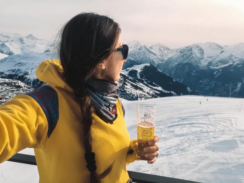 Les Deux Alpes apres ski