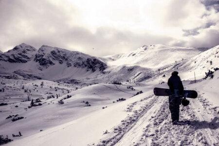 Zaczęło się 20 lat temu w Bieszczadach – historia snowboarderki Maryszki